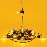 Bella Vista Clear LED Φώτα Εξωτερικού Χώρου - Seletti