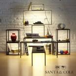 Επιτραπέζιο Φωτιστικό LED BlancoWhite R1 - Santa & Cole
