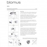 2FIX Κόλλα για Στερέωση Αξεσουάρ Μπάνιου στον Τοίχο - Blomus