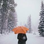 Αυτόματη Ομπρέλα Καταιγίδας Metro XS (Πορτοκαλί) - Blunt