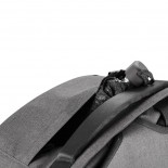 Αντικλεπτικός Σάκος Ταξιδιού Bobby Duffle Μαύρο XD Design