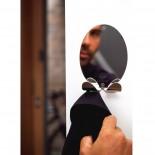 Κρεμάστρα με Καθρέφτη Boo - Βlack+Βlum