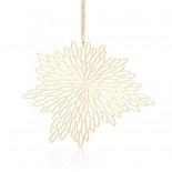 Κολιέ Μενταγιόν Bright L (Χρυσό) - Moorigin