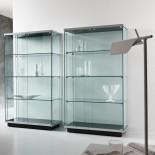 Γυάλινη Βιτρίνα & Βιβλιοθήκη Broadway - Tonelli Design