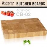 Ξύλo Κοπής CB02 Guminoki - Chroma