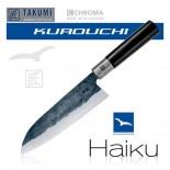 Μαχαίρι Σεφ Santoku 16.5 εκ. Haiku Kurouchi Tosa B03 - Chroma