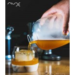Ποτήρι Ουίσκι Chill με Μαρμάρινη Βάση Nude Glass