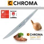 Μαχαίρι Φαγητού / Μπριζόλας 12 εκ. Type 301 P15 by F.A. Porsche - Chroma