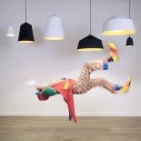 Φωτιστικό Οροφής Circus 15 - Innermost