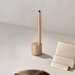 Στυλό & Γραφίδα για Οθόνη Αφής με Βάση City Χρυσό Ματ LEXON