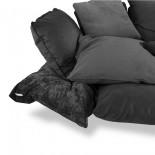 Καναπές Comfy Γκρι / Ανθρακί Seletti