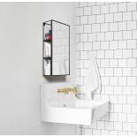 Καθρέφτης με Κρυφά Ράφια Cubiko - Umbra