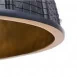 Κρεμαστό Φωτιστικό Οροφής Cupolone Γκρι Seletti