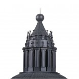 Κρεμαστό Φωτιστικό Οροφής Cupolone Quarantacinque Γκρι Seletti