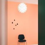 Μικρή Κρεμάστρα Τοίχου Dropit Σετ των 2 (Μαύρο) - Normann Copenhagen