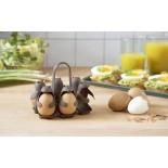Βάση Μαγειρέματος για 6 Αυγά Eggbears Peleg Design
