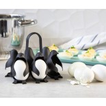 Βάση Μαγειρέματος για 6 Αυγά Egguins - Peleg Design