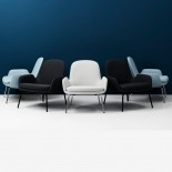 Πολυθρόνα Era Lounge (Μέταλλο) - Normann Copenhagen
