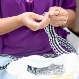 Χειροποίητη Μεταλλική Τσάντα Maria (Ασημί) - Escama Studio
