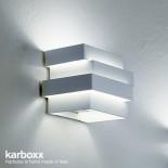 Επιτοίχιο Φωτιστικό / Απλίκα Escape Cube - Karboxx