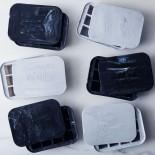 Παγοθήκη Everyday Ice Tray Λευκό Μάρμαρο W&P