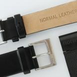 Ρολόι Χειρός Extra Normal Grande EN-GL02 Μαύρο - Normal Timepieces