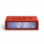 Ξυπνητήρι Ρολόι LCD Flip Κόκκινο - LEXON