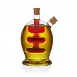 Μπουκάλι για Λάδι & Ξύδι Globe Γυαλί Versa