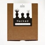 Μολυβοθήκη / Γλαστράκι Hacked (Λευκό Τσιμέντο) - A Future Perfect