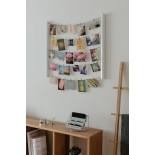 Πολυκορνίζα Τοίχου DIY Hangit (Λευκό) - Umbra