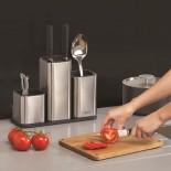 Μεταλλική Βάση Οργάνωσης Κουζίνας με Ξύλο Κοπής CounterStore™ 100 - Joseph Joseph