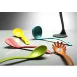 Nest™ Plus Κουτάλες Μαγειρικής με Βάση Σετ 5 Τμχ. (Πολύχρωμο) - Joseph Joseph