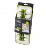 Παγοθήκη με Μηχανισμό Απελευθέρωσης & Καπάκι QuickSnap™ Plus (Πράσινο) - Joseph Joseph