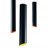Φωτιστικό Οροφής Slice (Carbon Fiber) - Karboxx