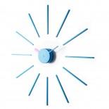 Ρολόι Τοίχου Urchin (Μπλε/Λιλά) - KLOX
