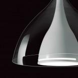 Φωτιστικό Οροφής Floob (Διάφανο) - Kundalini