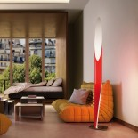 Φωτιστικό Δαπέδου Shakti 200 (Κόκκινο) - Kundalini