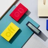 Ψηφιακό Επιτραπέζιο Ρολόι Ξυπνητήρι LEXON Flip+