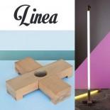 Ξύλινη Βάση για το Φωτιστικό Linea - Seletti