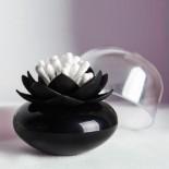Θήκη για Μπατονέτες ή Οδοντογλυφίδες Lotus Μαύρο Qualy