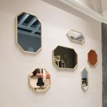 Καθρέφτης Lust Medium (Κόκκινο) - Normann Copenhagen