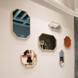 Καθρέφτης Lust Small (Ασημί) - Normann Copenhagen