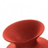 Περιστρεφόμενη Κουνιστή Πολυθρόνα Spun (Κόκκινο) - Magis