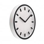Ρολόι Τοίχου Tempo (Μαύρο) - Magis