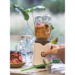 Μπλέντερ & Ποτήρια Mason Jar (320 Watt) - XD Design