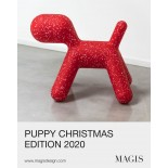 Παιδικό Σκαμπό Puppy S Κόκκινο Δαλματίας Magis