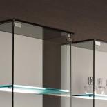 Γυάλινη Βιτρίνα & Βιβλιοθήκη Medora - Tonelli Design