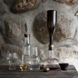 Καράφα Κρασιού Wine Breather Deluxe (Χρυσό) - Menu