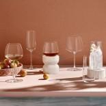 Ποτήρια Σαμπάνιας Mirage 245 ml Σετ των 6 Nude Glass