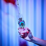 Ψηλά Ποτήρια Mirage Rock & Pop 480 ml Σετ των 4 Nude Glass